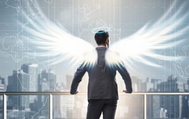 Is venture capital your angel investor?